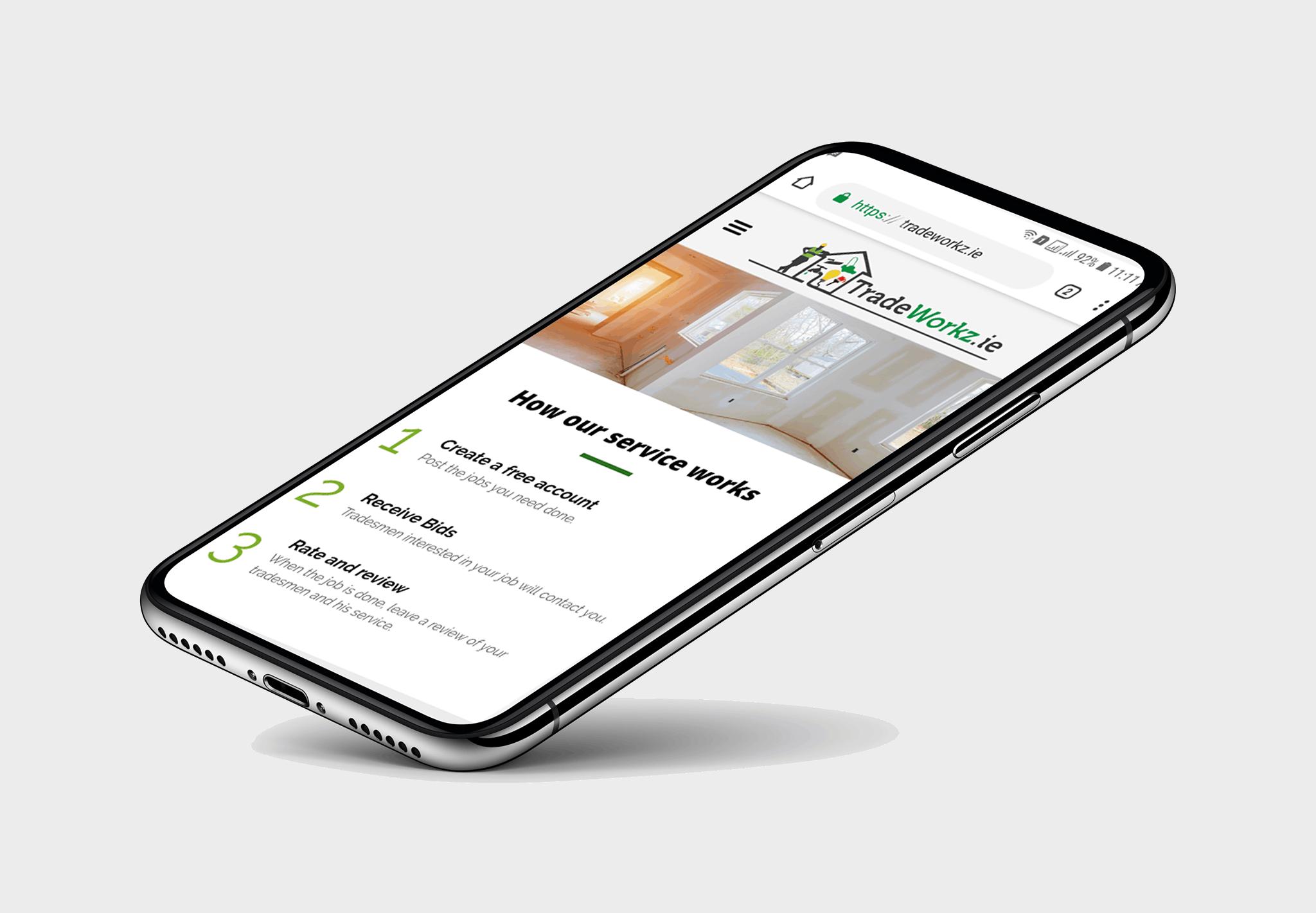 tradeworkz app